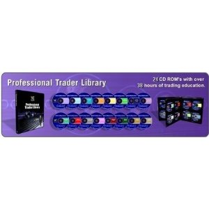 The Ultimate Professional Trader Plus CD Library